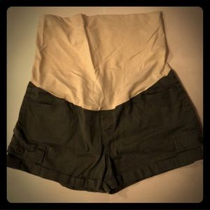 Pinkblush Olive Shorts Size M
